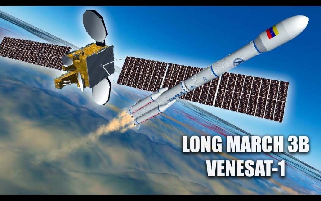 Venesat is retired to graveyard after solar array drive issue
