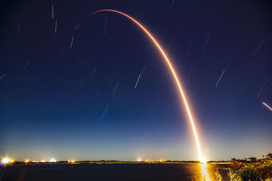 Business as usual for SpaceX as it launches Dragon CRS-20 on Falcon 9