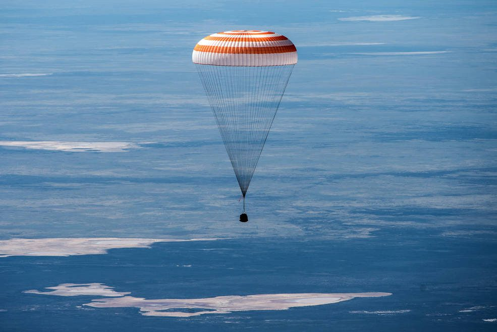 Soyuz MS-15 and its crew return to an Earth ravaged by pandemic