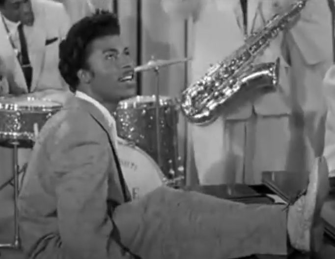 On a sadder note: Saturn is dead (the alligator that is)…along with Little Richard