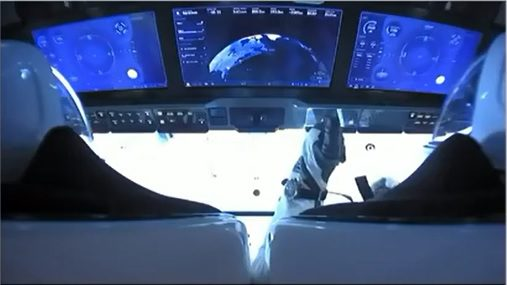 SpaceX puts USA back in astronaut launching game with successful Crew Dragon mission