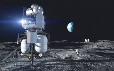 What NASA wants is not what NASA gets: Lunar exploration plans likely to be curtailed by funding shortfall