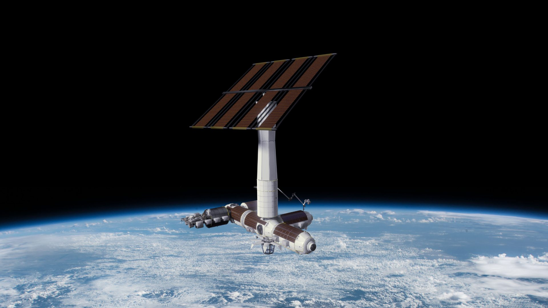 """Axiom """"orders"""" two space station modules from Thales Alenia Space initially for attachment to ISS but later to become part of own space station"""
