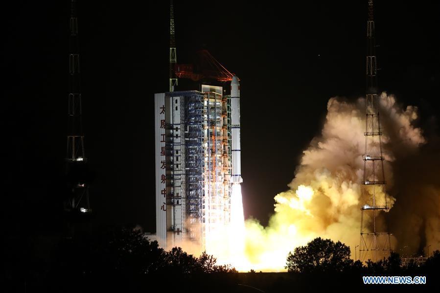 China launches ocean monitoring satellite Hai Yang-1D