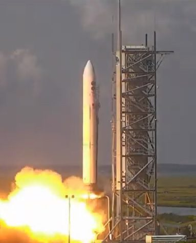 US Minotaur IV rocket launches four satellites for National Reconnaissance Office