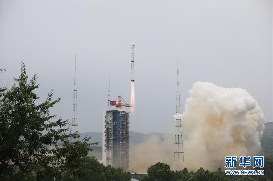 China completes launch of three payloads to LEO