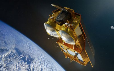 Airbus DS gets formal contract to build CRISTAL ice monitoring satellite