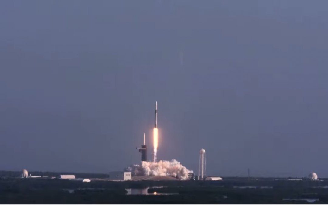 12th Starlink (11th operational) mission successfully launched by SpaceX