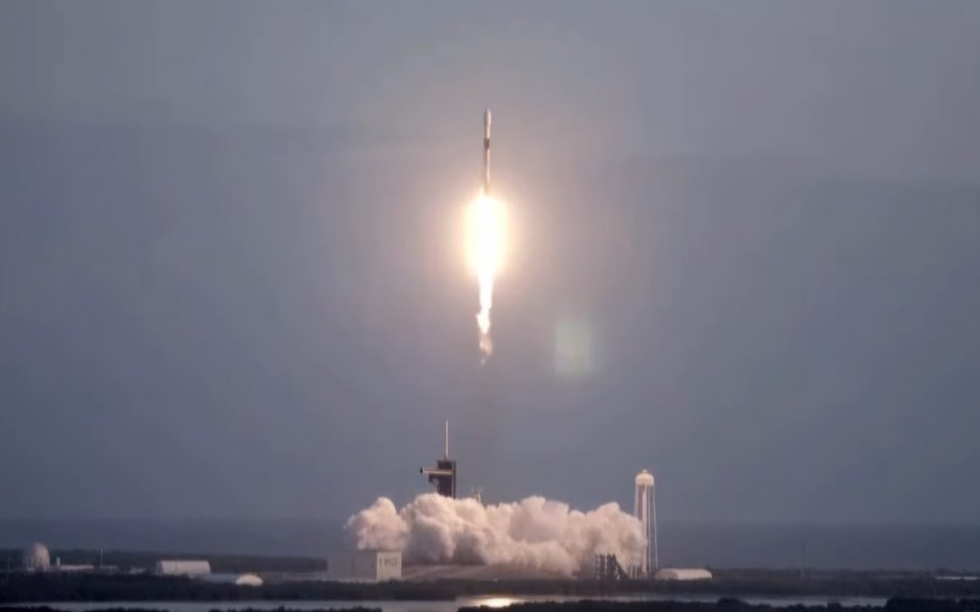 Thirteenth (Twelfth operational) Starlink mission finally launched after several delays