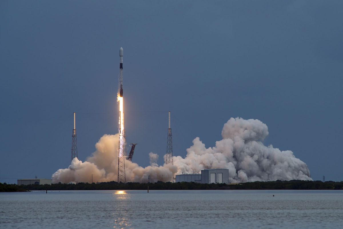 SpaceX launches 15th Falcon 9 mission carrying Starlink sats (14th carrying operational ones)