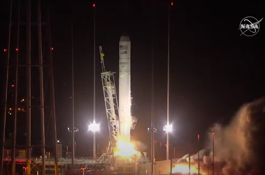 US launch vehicles suffer sea of stand-downs & aborts…but Antares launched Cygnus NG-14 OK (Updated)
