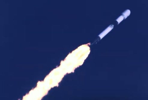 SpaceX posts another successful launch of 60 Starlink satellites using its Falcon 9 rocket including a first stage recovery…but fairing recovery plan has a hole in it