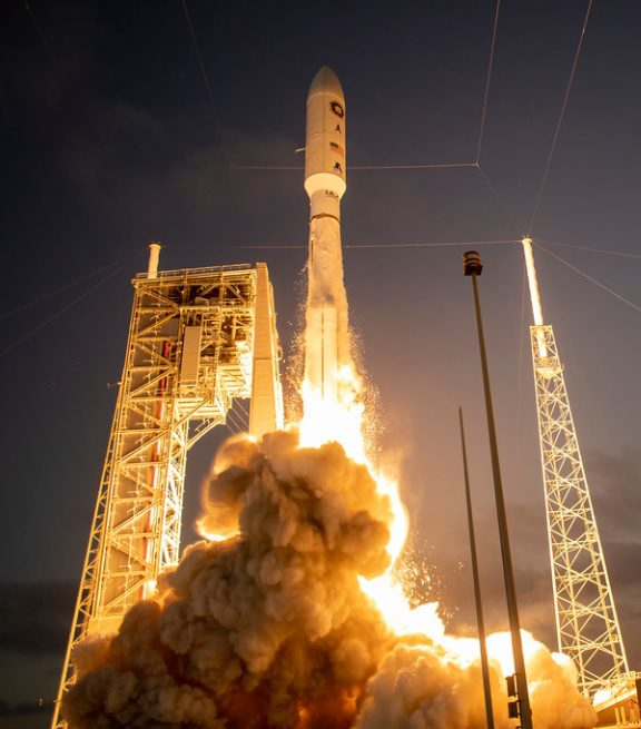 ULA Atlas V launches NRO L-101