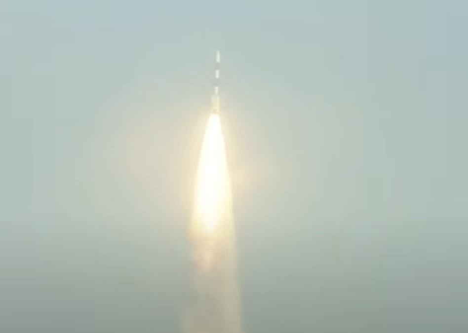 ISRO launches comms sat to GEO using PSLV