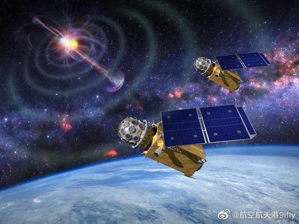 Long March 11 launches pair of GECAM satellites to detect gravitational waves via X-ray and Gamma ray sources