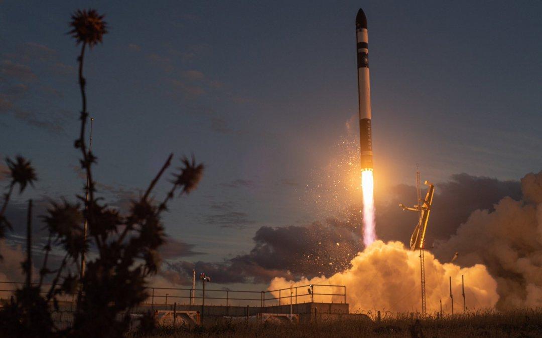 Electron KS launches LEO comsat from Mahia Peninsula in New Zealand
