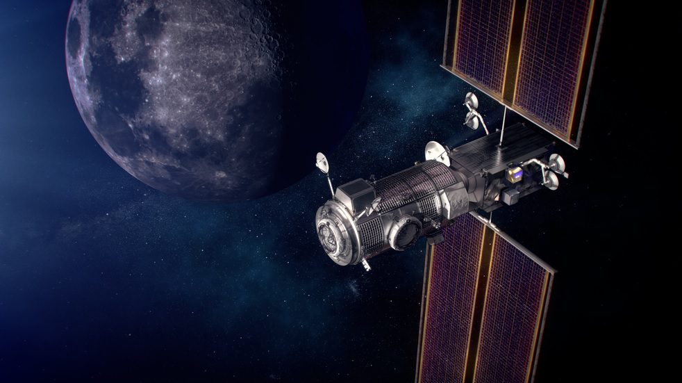 NASA orders Falcon Heavy to launch Lunar Gateway's HALO & PPE together…as Falcon Heavy looks likely to get Europa Clipper as well
