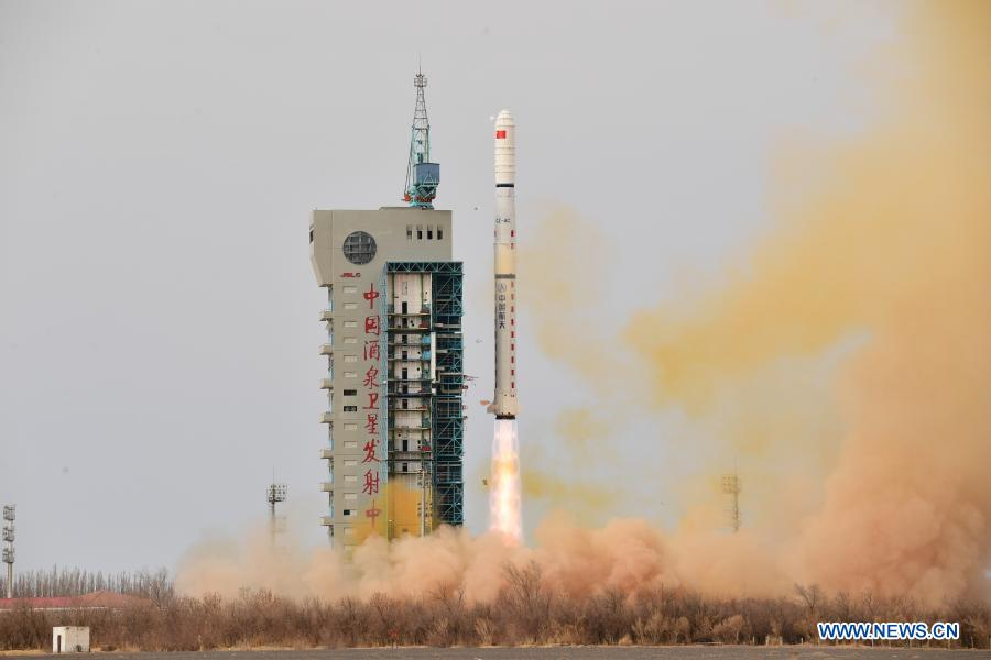 China launches three Yaogan 31-03 electronic spy satellites aimed at tracking naval vessels