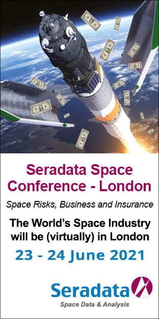 Seradata Space Conference 2021: Full agenda is now available