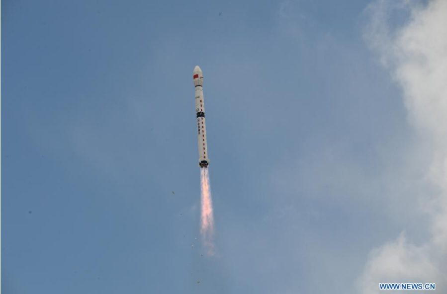 China launches ocean monitoring satellite to LEO