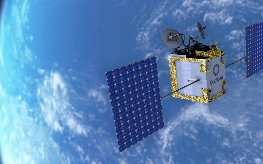 """UKSA funds OneWeb-led consortium to develop satellite to showcase """"beam-hopping"""" and other technologies"""