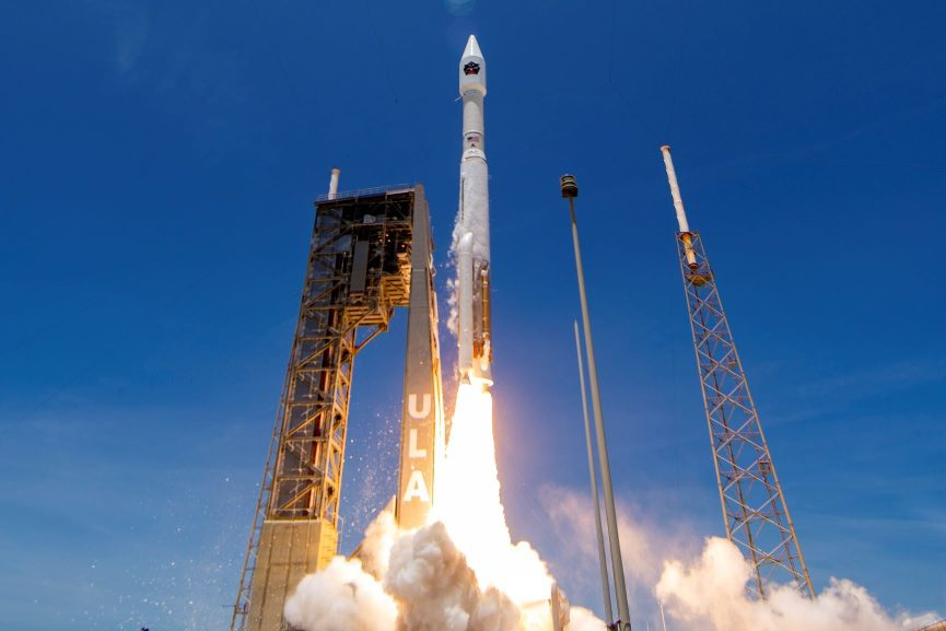 ULA launches SBIRS GEO-5 to bolster American missile launch detection capability