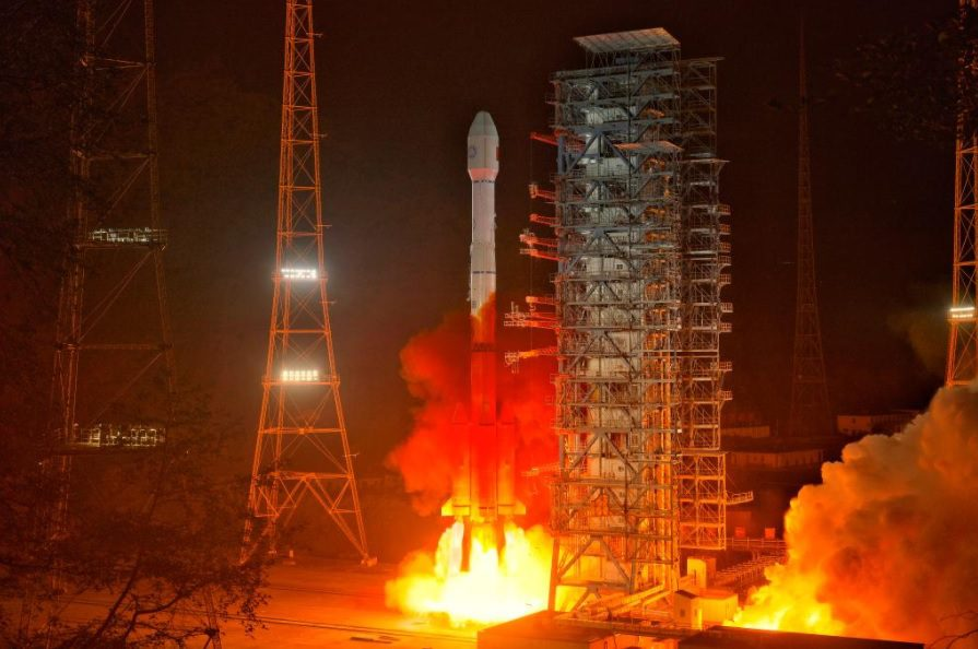 China launches second next-gen weather satellite towards GEO