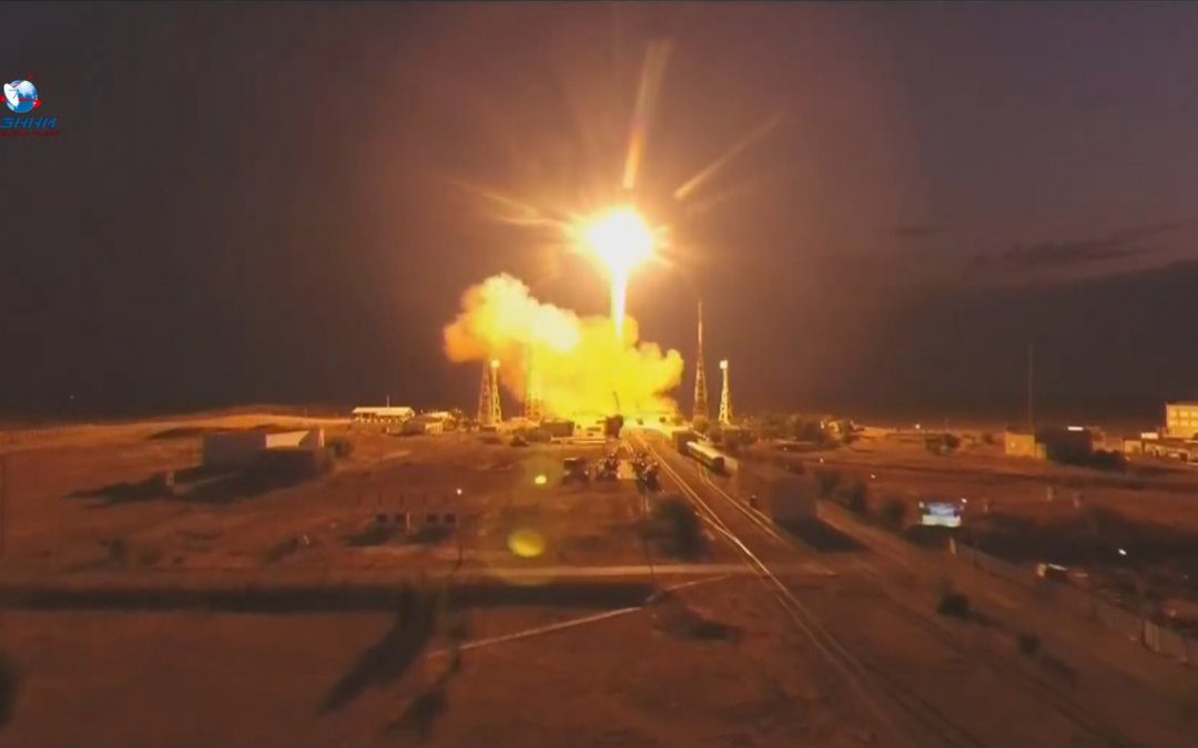 Russia launches Progress MS-17 resupply freighter to the ISS