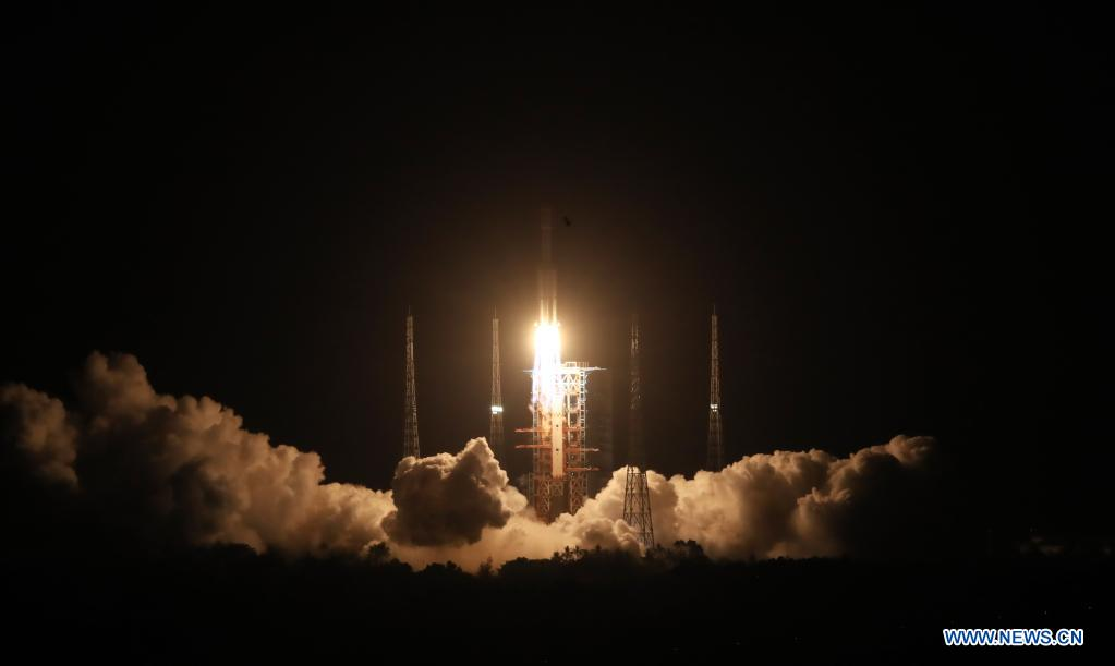 China launches autonomous resupply freighter to its space station