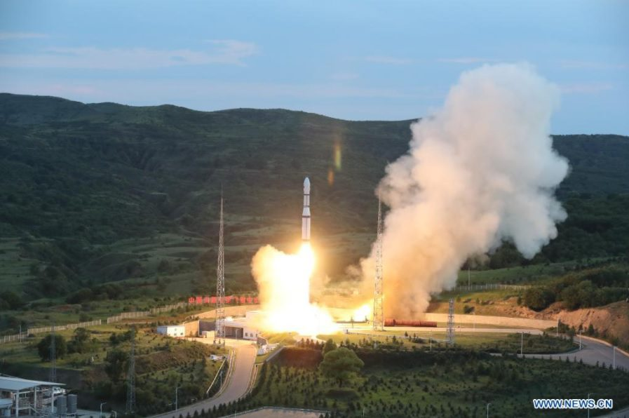 China launches quintet of small satellites for RF-monitoring purposes
