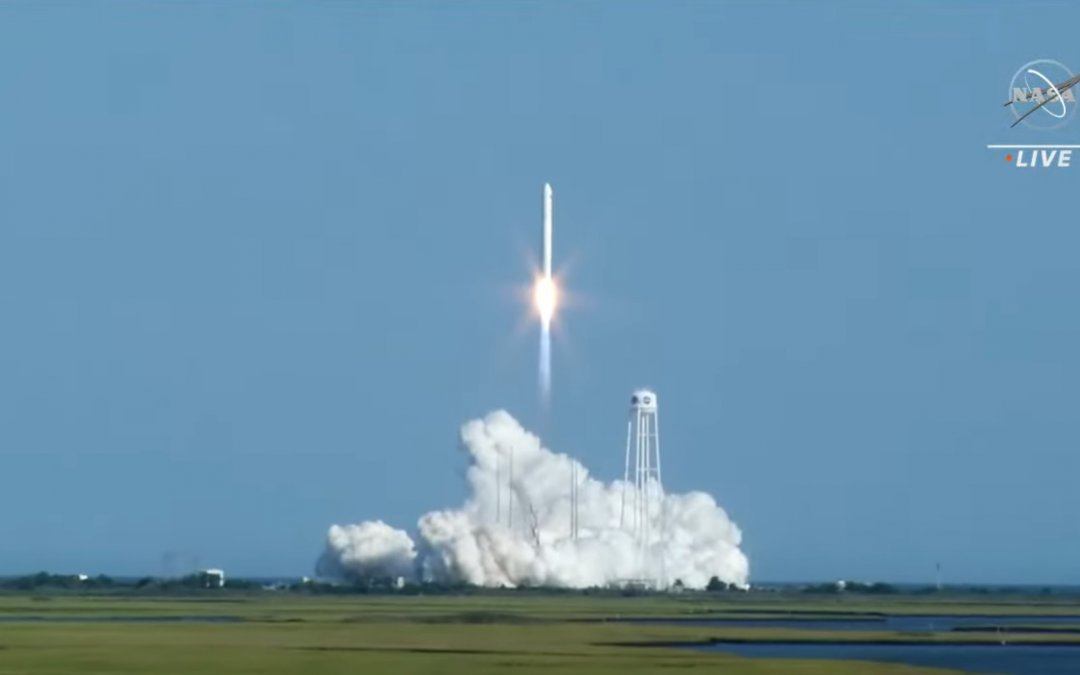 Cygnus heads for ISS while Starliner remains grounded