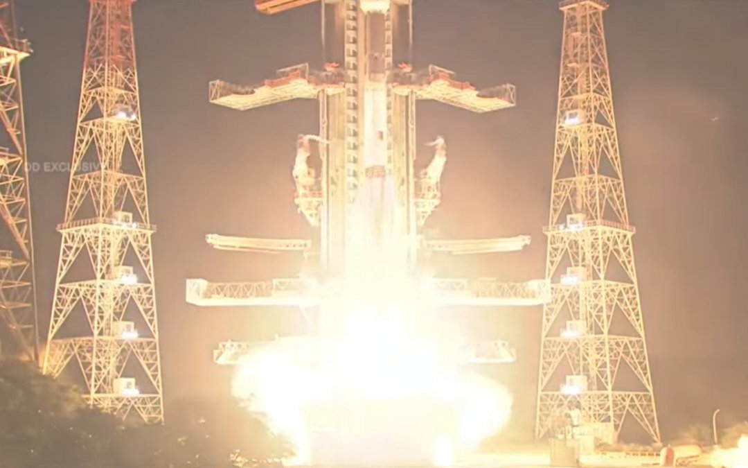 ISRO loses GEO imaging sat during launch after GSLV suffers an upper stage anomaly