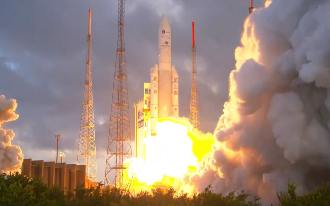 Arianespace conducts second Vega launch of 2021 carrying another new Pleiades Neo satellite