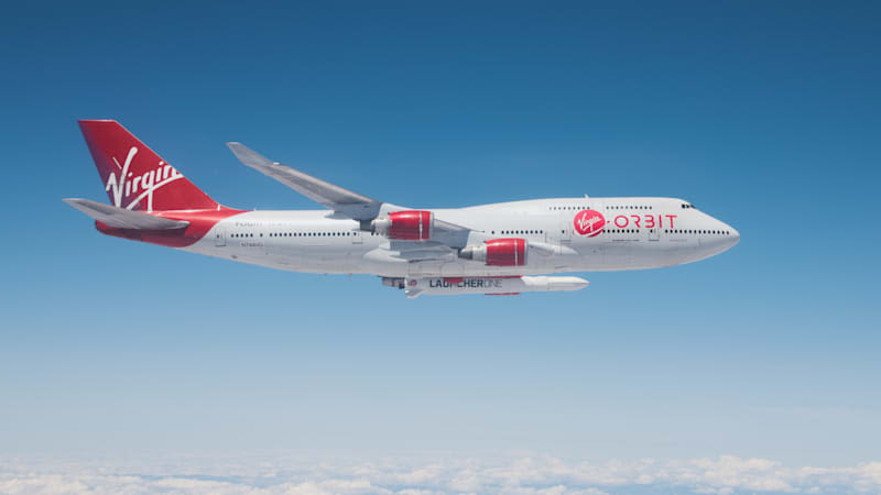 Virgin Orbit uses special-purpose acquisition company to fund growth