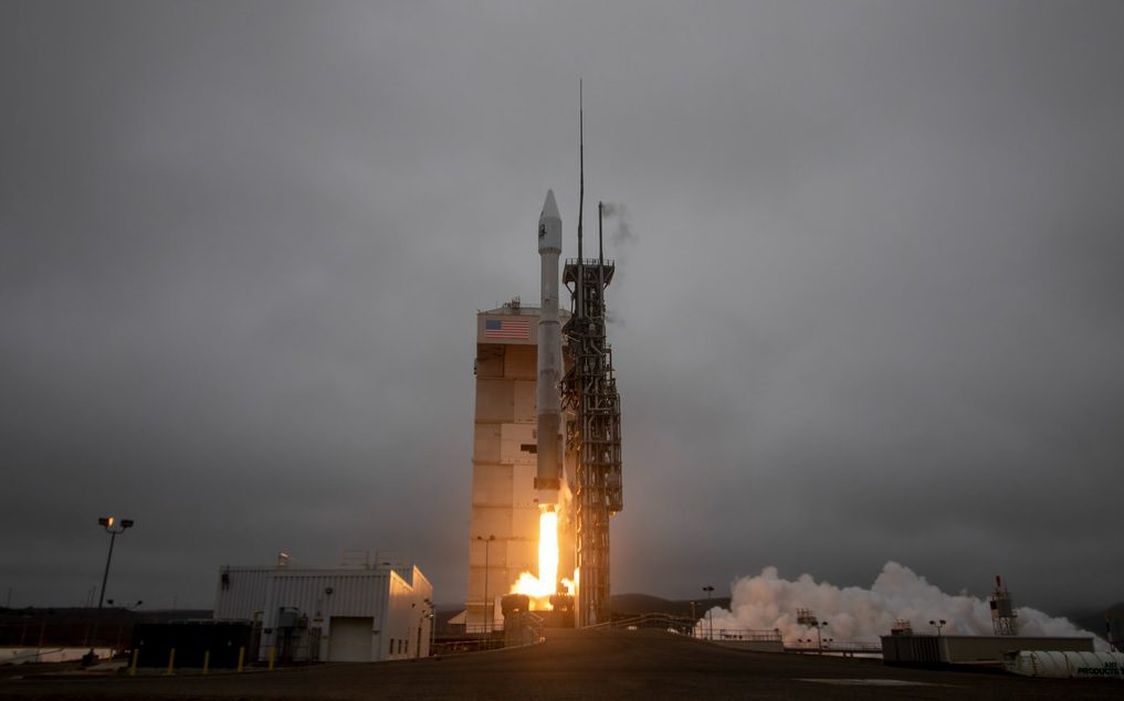 Landsat 9 has been launched to continue NASA Earth sciences project