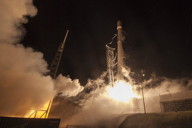 SpaceX awarded contracts to launch two GEO comms satellites in 2023