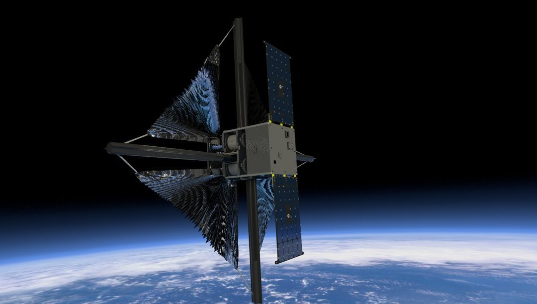Rocket Lab selected to launch NASA solar sail test satellite in 2022