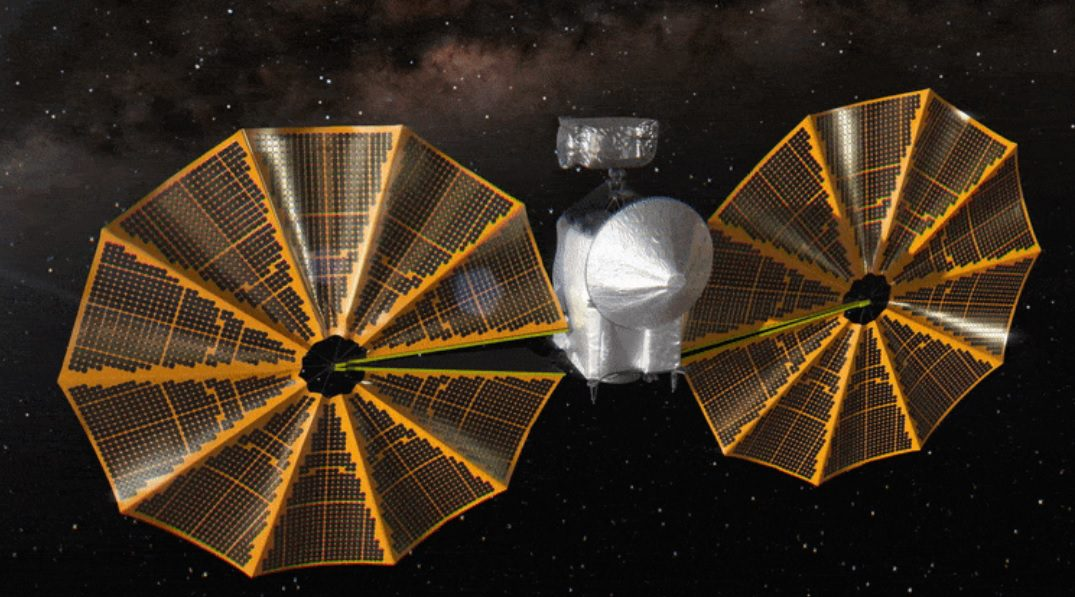 Atlas V launches Trojan asteroid surveyor Lucy on 12-year-mission for NASA…then she has troubles locking out one of her solar arrays