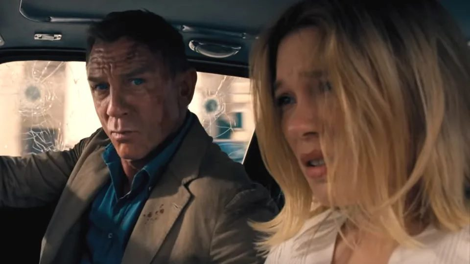 Movie Review: James Bond gets emotional in No Time To Die